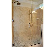 Pebble shower floor.aspx Plan