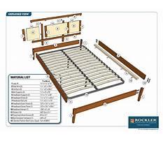 Pedestal bed plans.aspx Plan