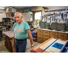 Pekin woodworkers shop Plan