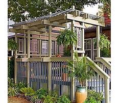 Pergola construction plans.aspx Plan