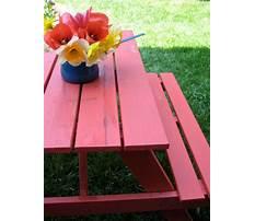 Picnic table paint.aspx Plan