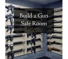 Pictures of custom gun safes Plan