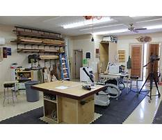 Pictures of home woodworking shops Plan