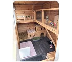Pinterest indoor rabbit enclosures Plan