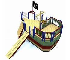 Pirate playhouse plans free Plan