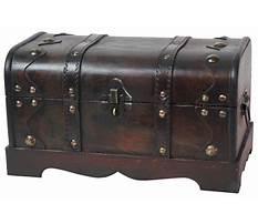 Pirate wooden treasure chest.aspx Plan
