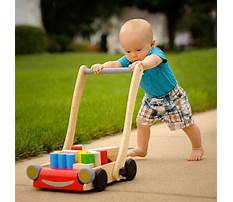 Plan toys wooden baby walker Plan