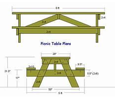 Plans for a picnic table.aspx Plan
