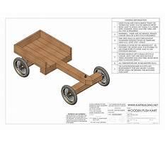 Plans for building a cart Plan