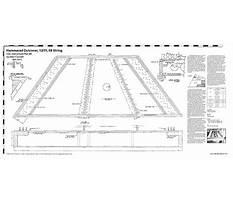 Plans for building a hammered dulcimer Plan