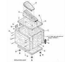 Plans for building a shoe shine box Plan