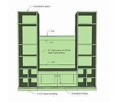 Plans for mudroom bench Plan