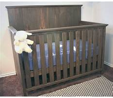 Plans to build a toddler bed Plan