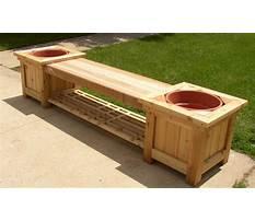 Planter benches.aspx Plan