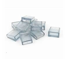 Plastic furniture protector Plan