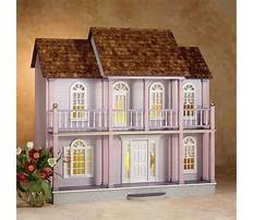 Playscale dollhouse components Plan