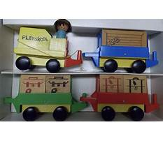 Playskool toy box with shelf Plan