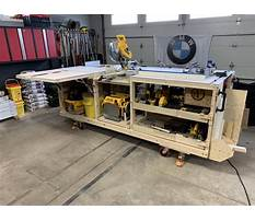 Portable workbench pdf plans Plan