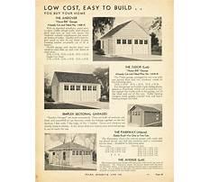 Pre cut garage kits.aspx Plan