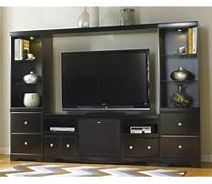 Premade cabinets for entertainment center Plan