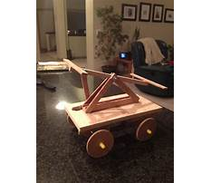 Projects with balsa wood Plan