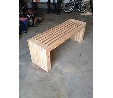 Projects with wood slats Plan