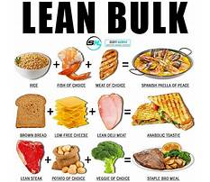 Proper bulking diet Plan