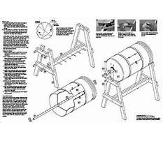 Rain barrel composter plans Plan