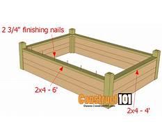 Raised garden bed plans.aspx Plan