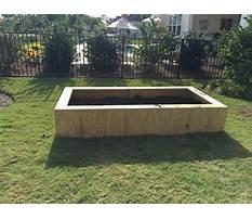 Raised garden boxes winnipeg Plan