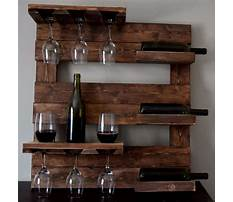Recommended wine storage cabinets Plan