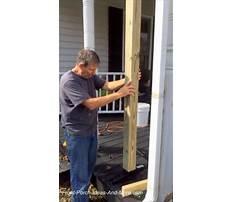 Replacing porch columns.aspx Plan