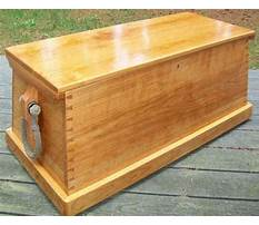 Reproduction vintage toy boxes Plan