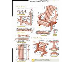 Rocking chair plans popular mechanics Plan