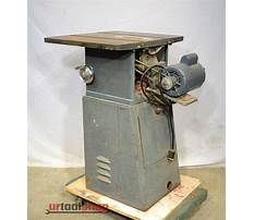 Rockwell table top saw Plan