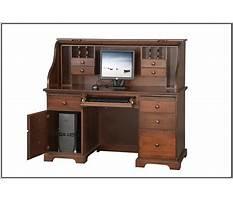 Roll top computer desk ikea Plan