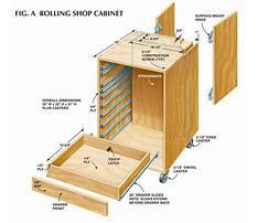Rolling garage cabinet plans Plan