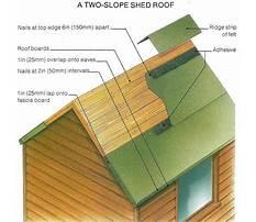 Roofing felt for garden sheds.aspx Plan