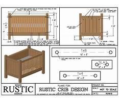 Round crib woodworking plans Plan