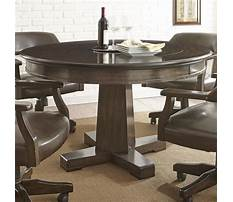 Round dining table with chairs.aspx Plan