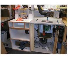 Router bench.aspx Plan