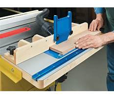 Router table extension plans Plan