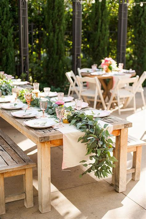Rustic Outdoor Summer Decorations