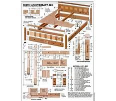 Rustic bedroom furniture plans.aspx Plan