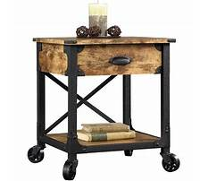 Rustic country end tables pine Plan