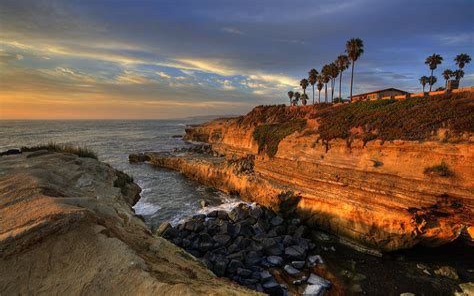 San Diego Sun Set