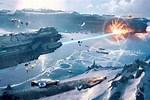 Sci-Fi Space Fleet Battles