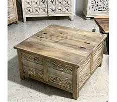Shabby chic coffee table trunks chests Plan