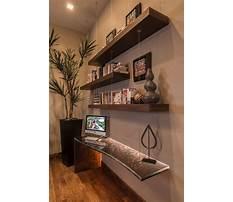 Shelves on a wall.aspx Plan