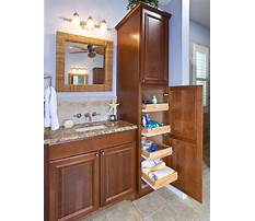 Shelving ideas for small bathrooms Plan